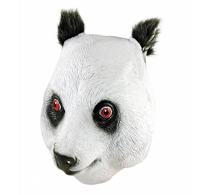 Panda Dieren Masker | Rubber