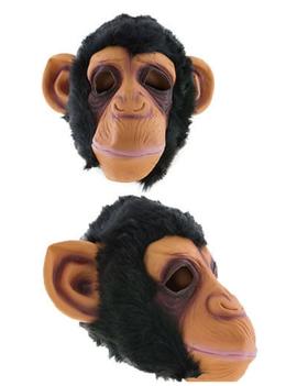 Aap / Monkey Dieren Masker | Rubber