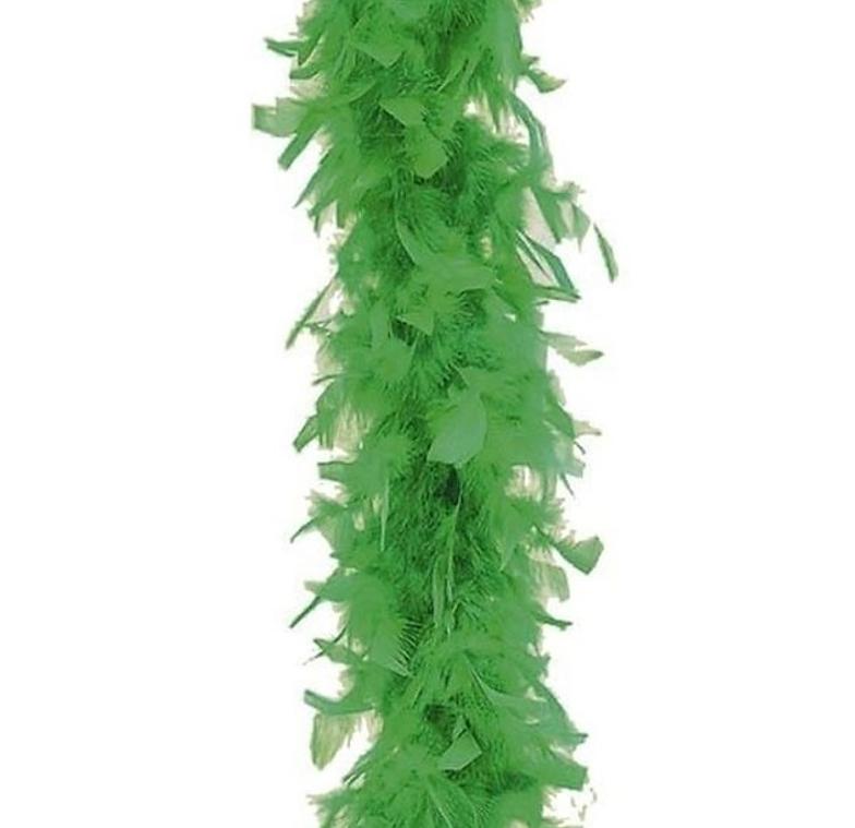Feather Boa | Groen 50gram