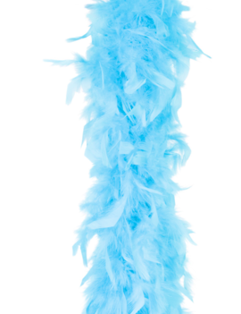 Feather Boa | Lichtblauw 50gram