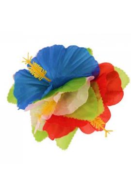 Hawaii Haarspeld | Bloemen Knijpspeld