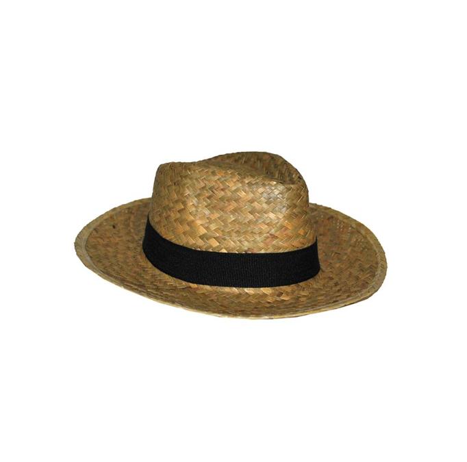 Country Strohoedje   Straw Hat