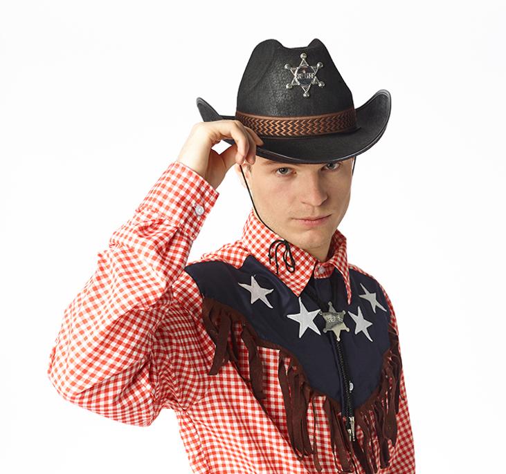 Cowboyhoed Deputy Sheriff Deluxe