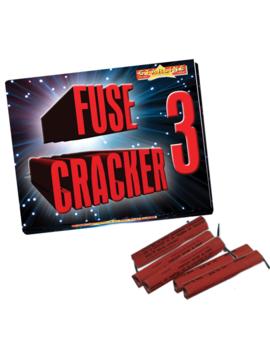 Knalbommetjes Fuse Cracker 3 / 50 Stuks