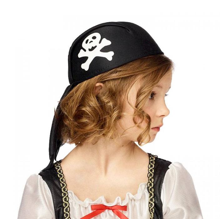 Piraten Muts Met Doodshoofd | Kids