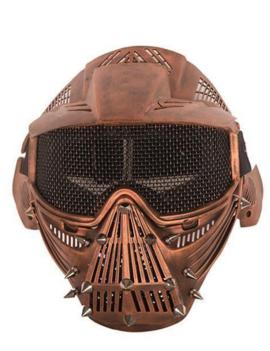 Steampunk Helm | Puncker