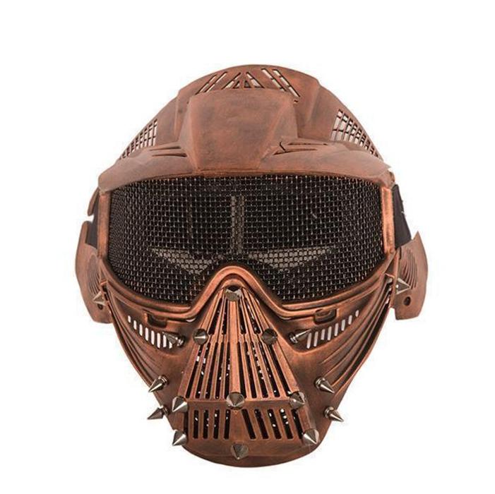 Steampunk Helm   Puncker