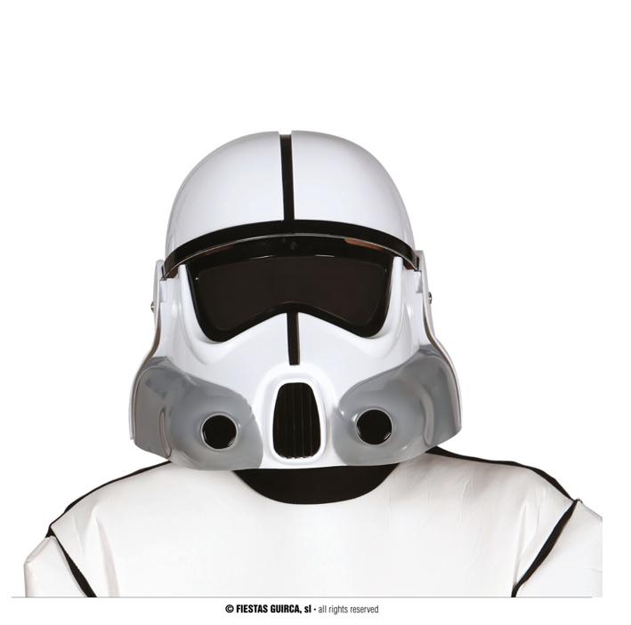 Galaxy Helm Wit   Star Wars   Storm Trooper