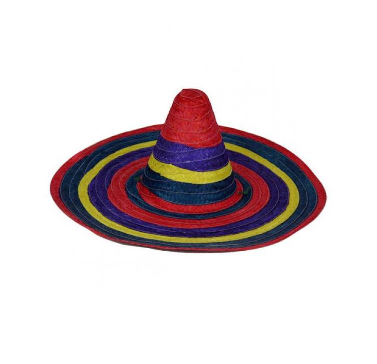 Mexicaanse Sombrero | Strohoed XL