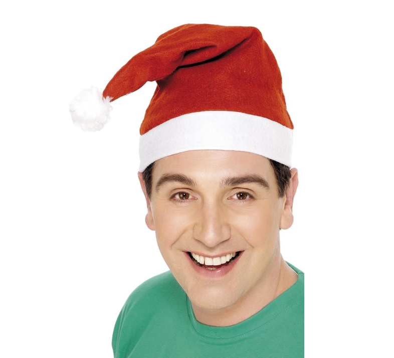 Kerstmuts Rood | Budget