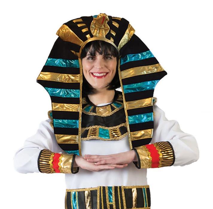 Egyptian Hoofddress | Farao