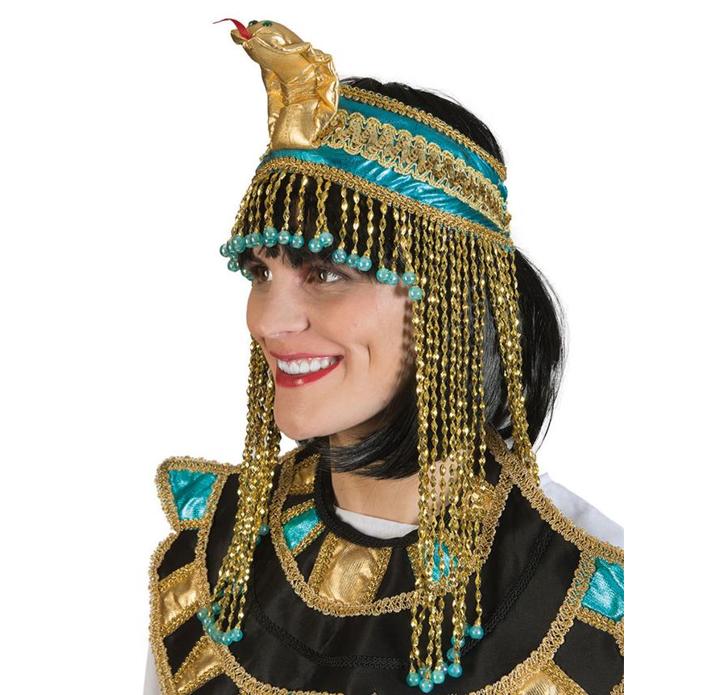 Hoofdband Cleopatra | Egyptisch