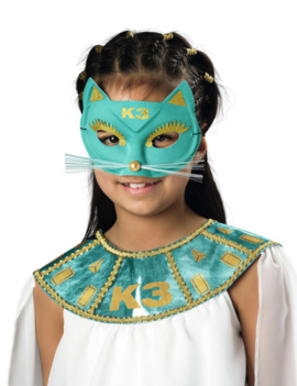 K3 Kattenmasker | Studio 100