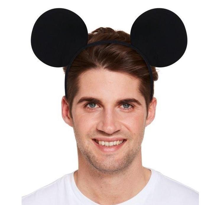 Diadeem Mickey Mouse | Muizenoortjes