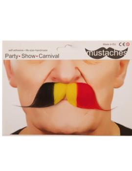 Belgische Moustache | Snor België