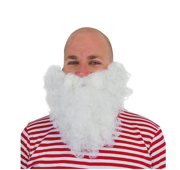Kabouter Baard Wit | Dwarf Beard