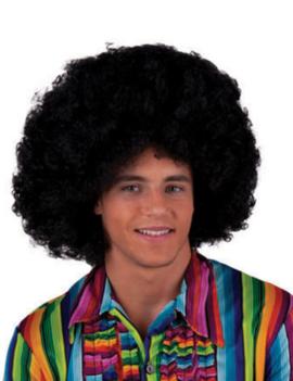 Maxi Afro Black 130Gr | Zwart
