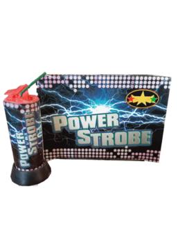 Power Strobe  Knalbommetjes / 4 Stuks