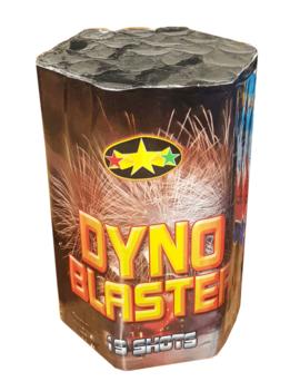 Dyno Blast Vuurwerkbatterij 19 Shots
