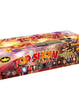 Top Show Vuurwerkbatterij 113 Shots