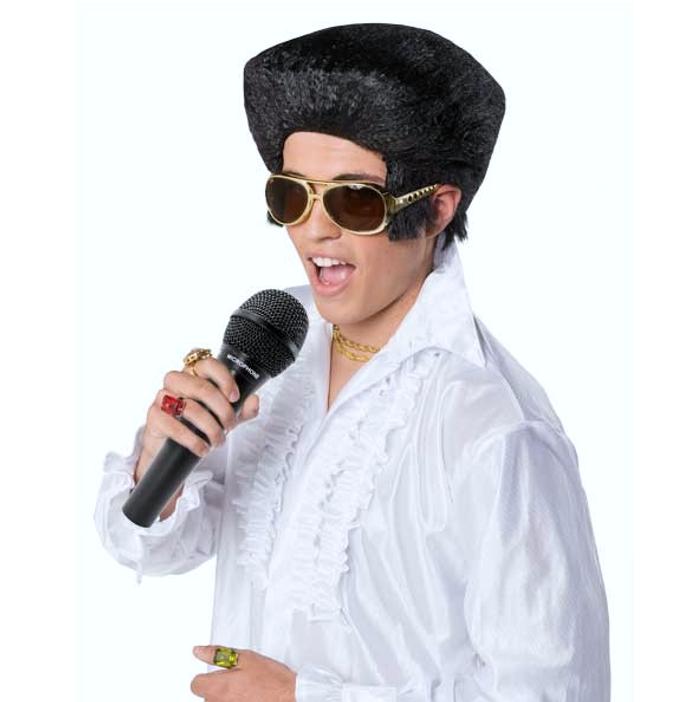 Pruik Elvis | Popstar | Rock N' Roll