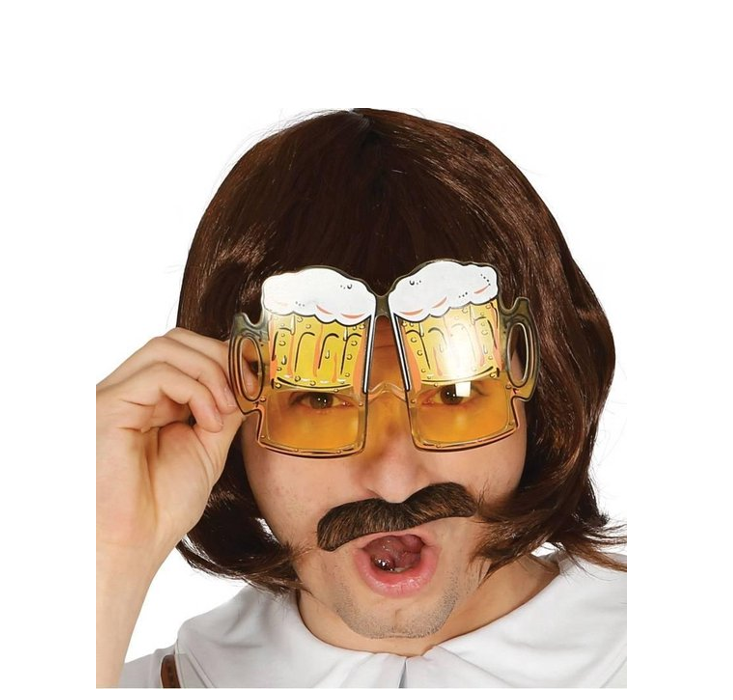 Bierglazen Bril | Oktoberfest