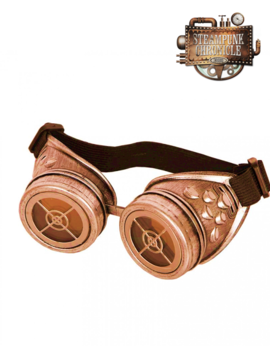 Steampunk Goggles |Brons