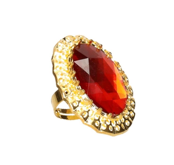 Sinterklaasring | Rode Diamant