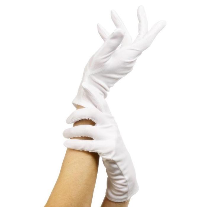 Handschoenen Wit| Kort