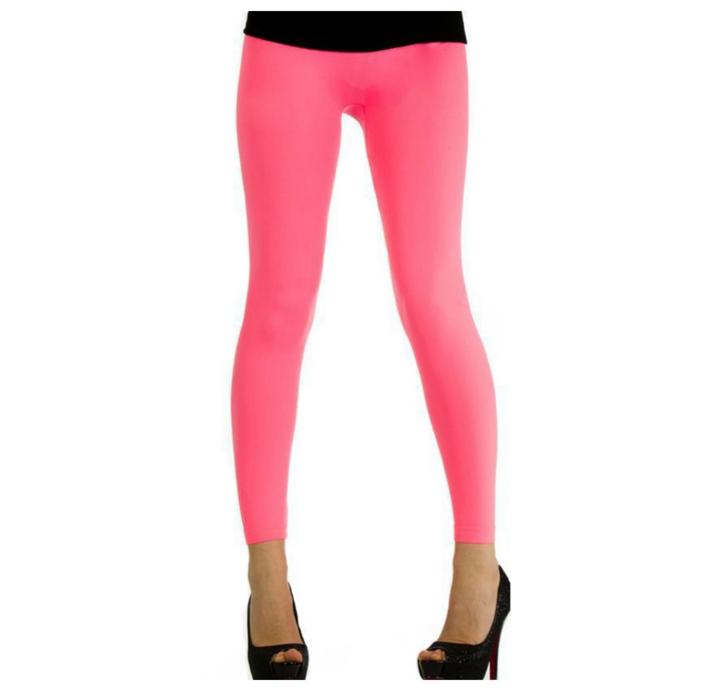 Legging Neon Roze |Fluo | One Size