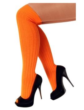 Voetbalkousen Fluo Oranje | One Size