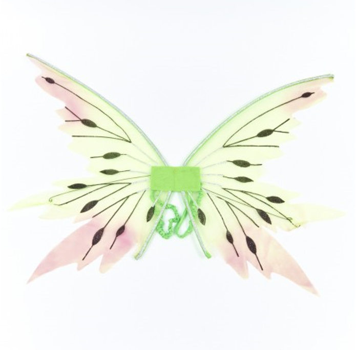 Elfenvleugels | Vlinder Groen