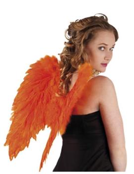 Engelen Vleugels 50cm | One Size | Oranje