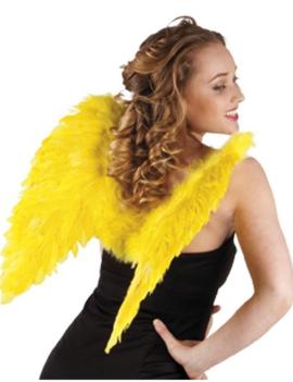 Engelen Vleugels 50cm | One Size | Geel