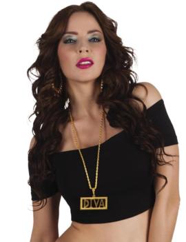 Ketting Diva | Goud