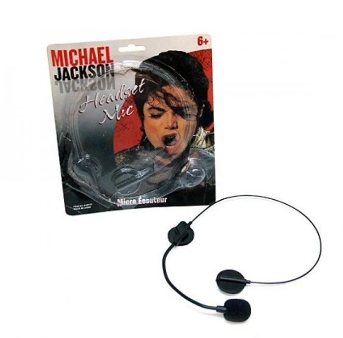 Headset Microphone | Michael Jackson