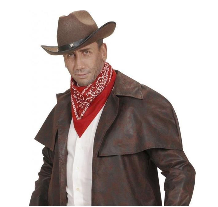 Sjaal Cowboy | Country  | Met  Bolletjes