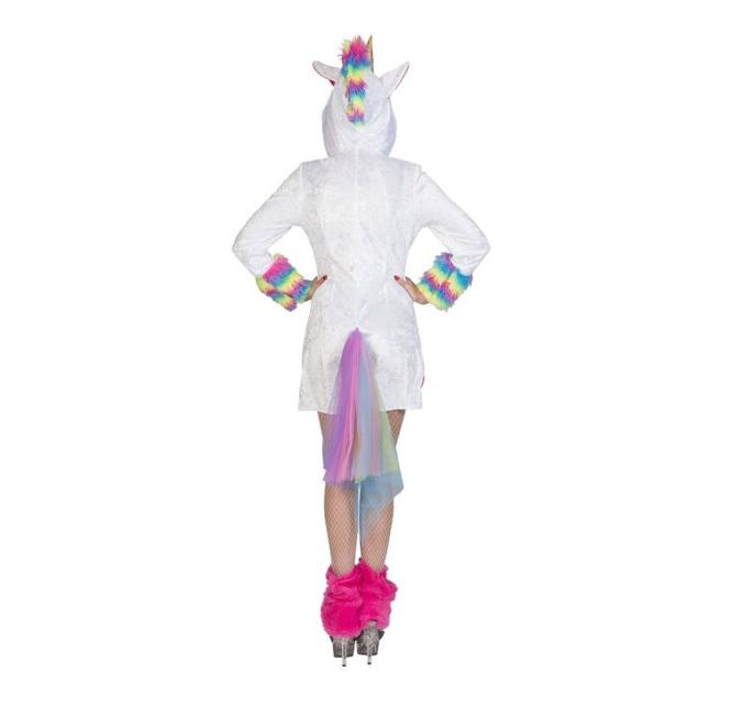 Unicorn Rainbow Kleedje   Fantasy