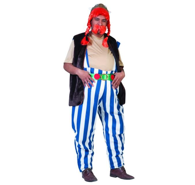 Obelix Kostuum | Stripfiguur