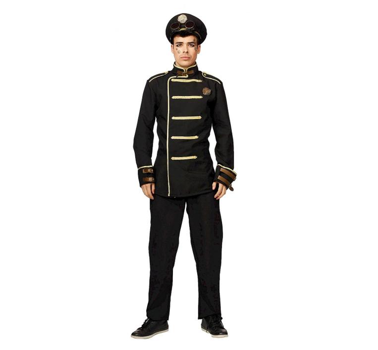 Steampunk Piloot | Kostuum