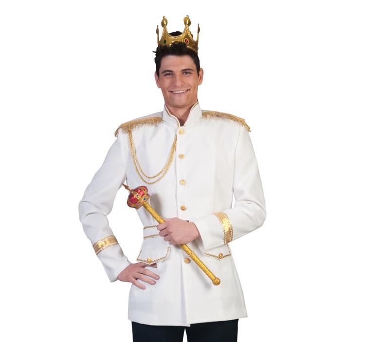 Prins Charming Vest | Kostuum