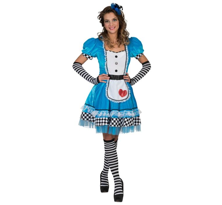 Alice In Wonderland  | Kostuum
