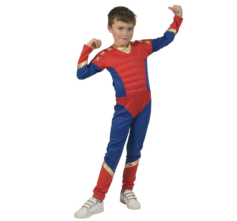 Sterke Superman Jongen | Acrobaat