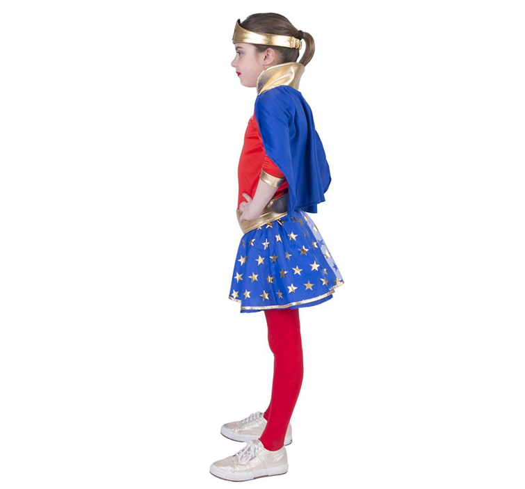 Sterk/ Superwoman Meisje | Acrobaat