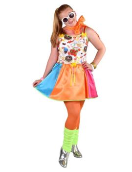 Jurkje Candy Mix | Kinderkostuum