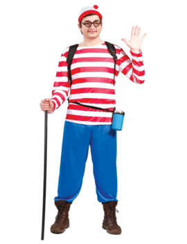 Excursionist Kostuum | Heren | One Size