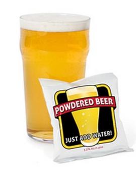 Nep Bier | Fake Bier Poeder | Fop