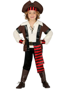 Piratenkostuum Jake  | Kinderkostuum