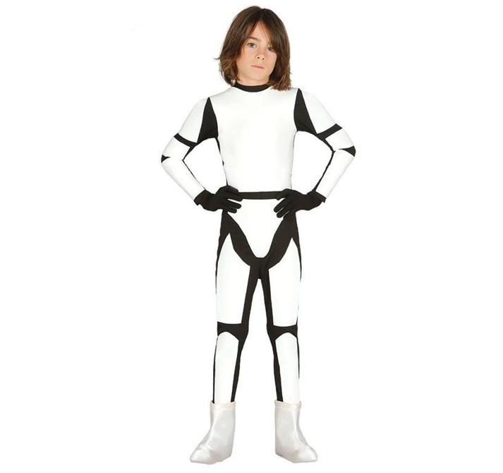 Stormtrooper/ Space Soldaat |  Kinderkostuum