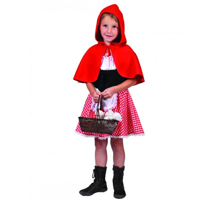 Roodkapje |  Kinderkostuum